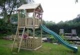 Vaikų žaidimų aikštelė SIM 001