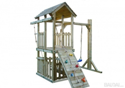 Vaikų žaidimų aikštelė SIM 014