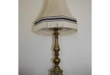 Žalvarinė lempa