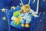 """Paveikslas """"Žvaigždių lova"""""""